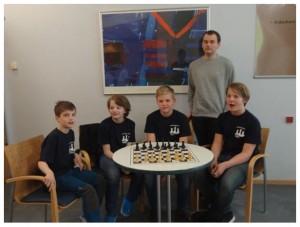 WK IV - MCG Mannschaftsfoto