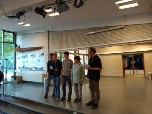 1. Jugendpreis - Schachfreunde 2